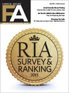 Financial Advisor RIA cover